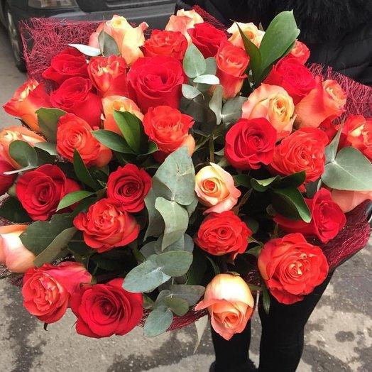 Букет Веллантон: букеты цветов на заказ Flowwow