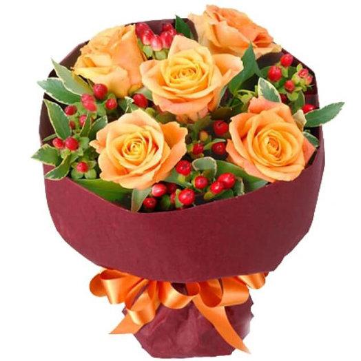 Яркость вкуса.: букеты цветов на заказ Flowwow