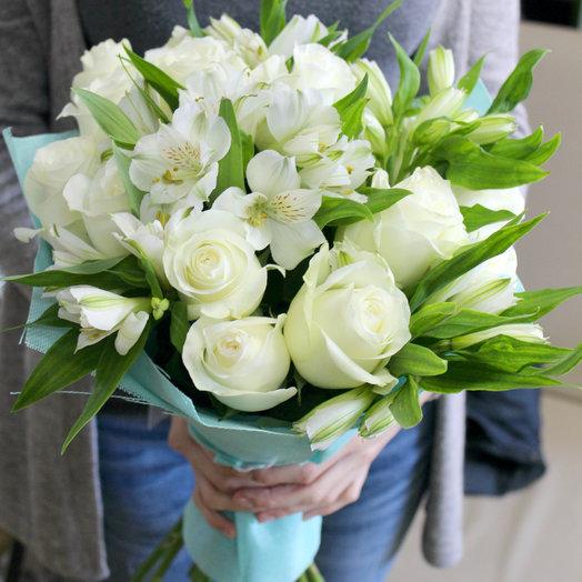 Невинность чувств: букеты цветов на заказ Flowwow