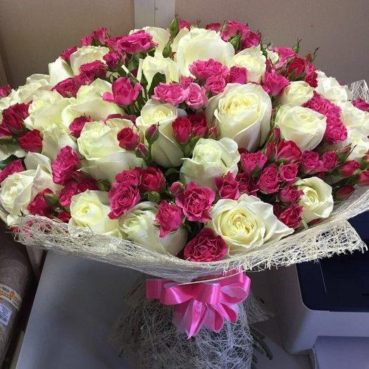 Афродита: букеты цветов на заказ Flowwow