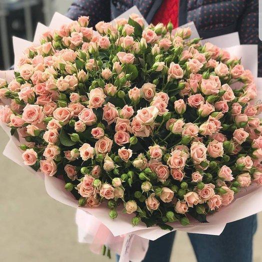 Спрей Яна: букеты цветов на заказ Flowwow