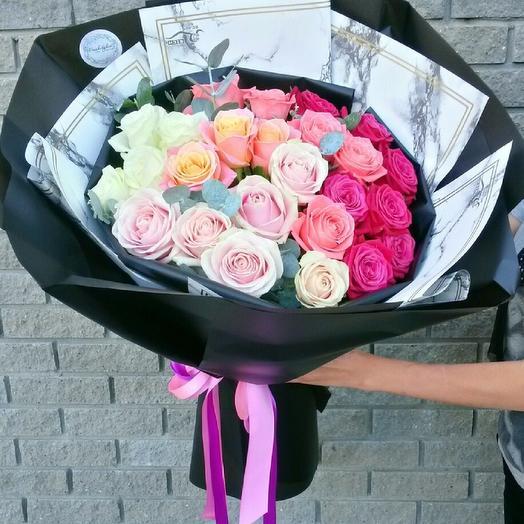 Соблазн: букеты цветов на заказ Flowwow