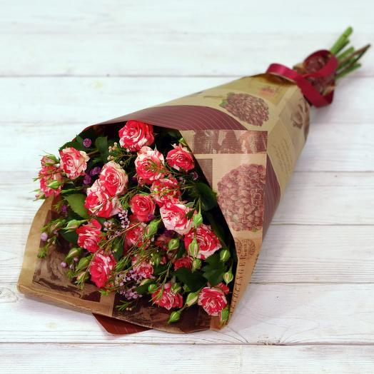 Букет Айседора: букеты цветов на заказ Flowwow