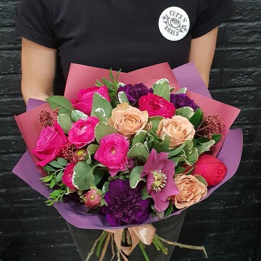 Ягодное варенье: букеты цветов на заказ Flowwow