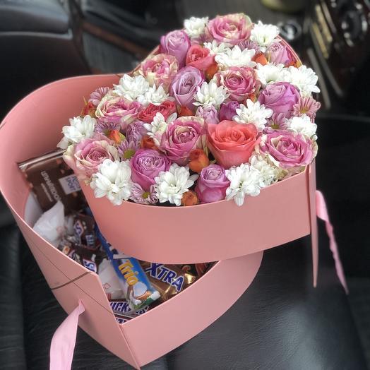 СвитБокс: букеты цветов на заказ Flowwow