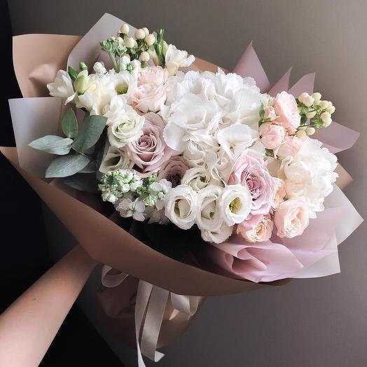 """Букет """"Легенда"""": букеты цветов на заказ Flowwow"""