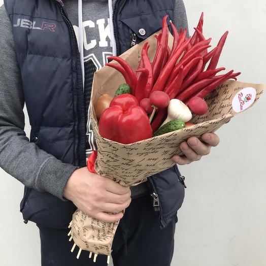 Букет Мужской💪🏻: букеты цветов на заказ Flowwow