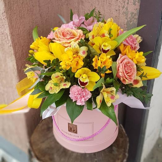 Луч: букеты цветов на заказ Flowwow