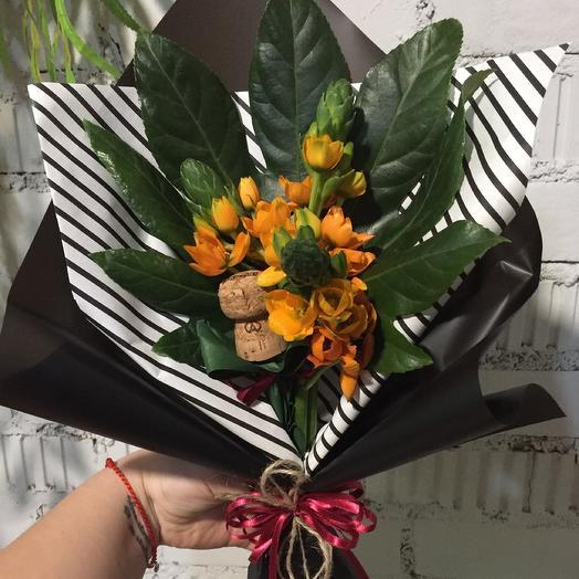 Вечерний шик: букеты цветов на заказ Flowwow