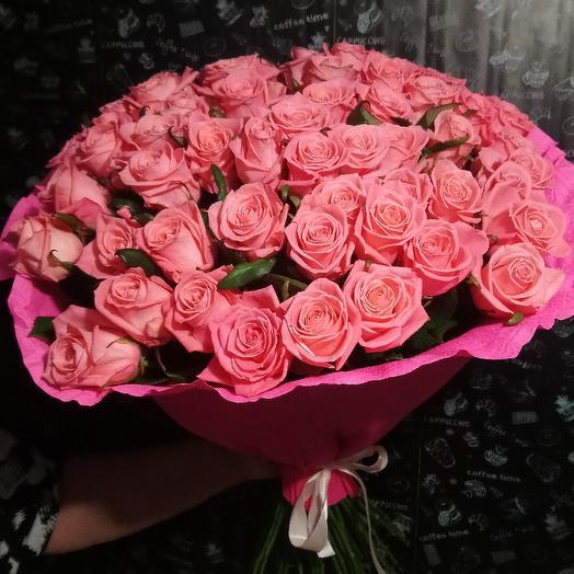 Сьюзи: букеты цветов на заказ Flowwow