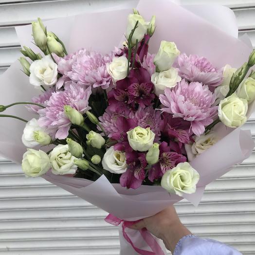 Летний флёр: букеты цветов на заказ Flowwow