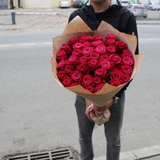 51 Роза Шангри ла: букеты цветов на заказ Flowwow