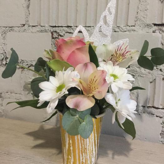 Мечтай: букеты цветов на заказ Flowwow