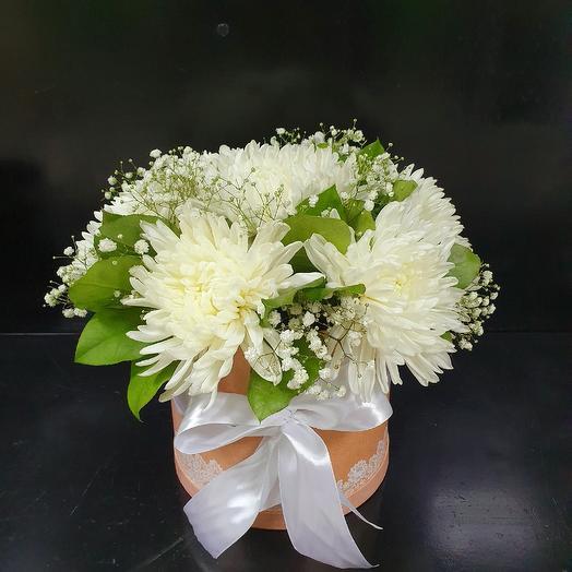 """Коробка """"Шарм"""": букеты цветов на заказ Flowwow"""