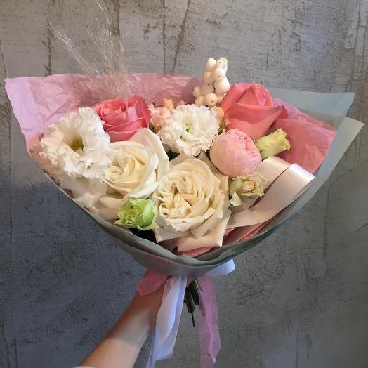 Misty: букеты цветов на заказ Flowwow
