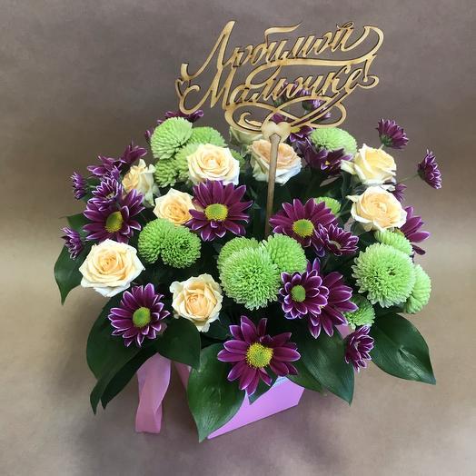 ЛМ-2: букеты цветов на заказ Flowwow