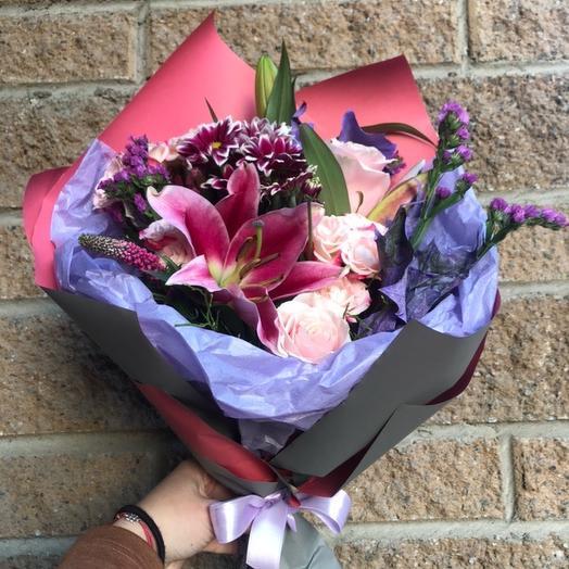 Ароматный: букеты цветов на заказ Flowwow