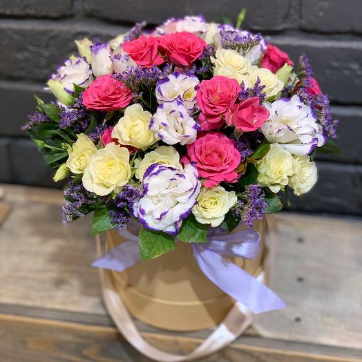 Краски дня: букеты цветов на заказ Flowwow