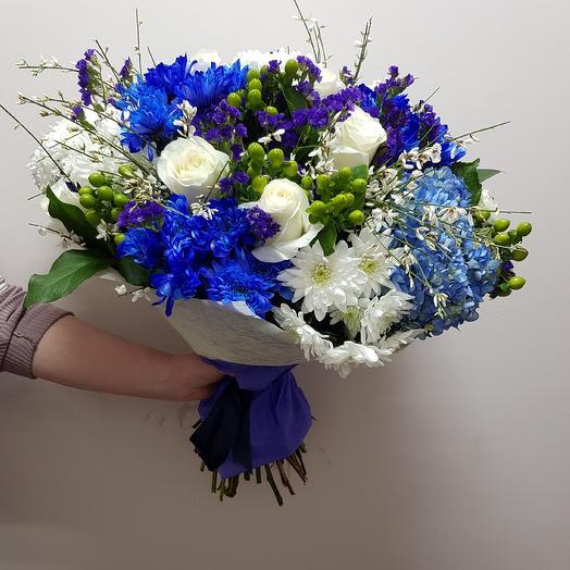 Презентабельный будет: букеты цветов на заказ Flowwow