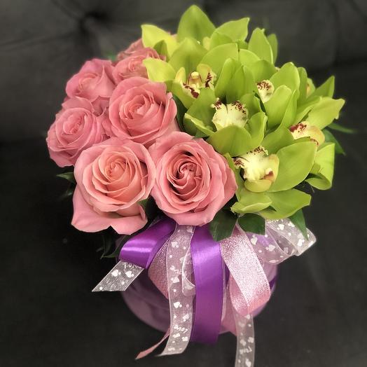 Цветочный бал: букеты цветов на заказ Flowwow