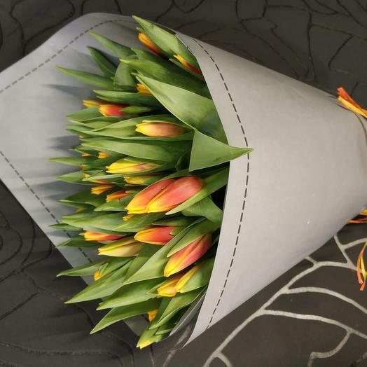 Весенний лучик: букеты цветов на заказ Flowwow