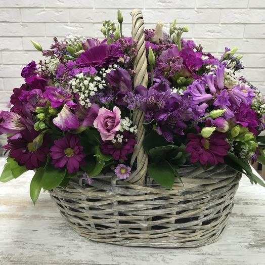 К80: букеты цветов на заказ Flowwow