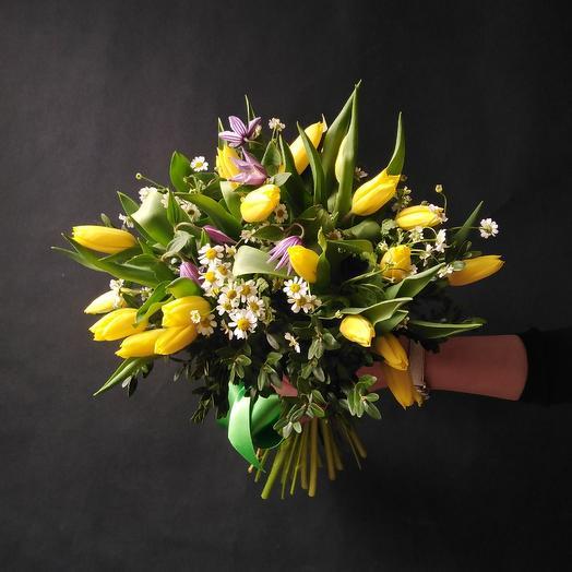 """Букет """"Jardin"""": букеты цветов на заказ Flowwow"""