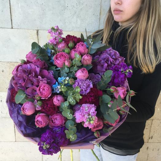 Lilac: букеты цветов на заказ Flowwow