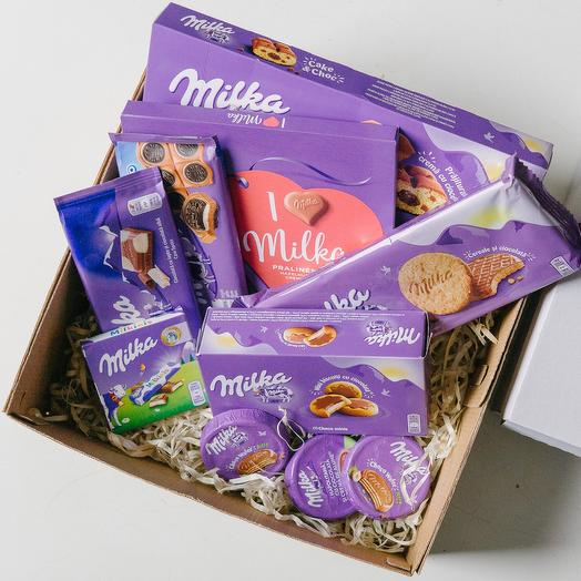 Gift Box Milka