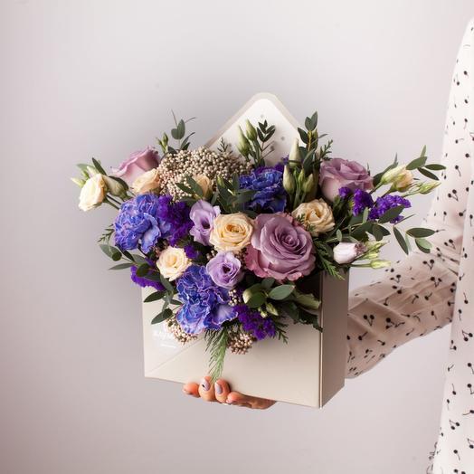 Цветочное письмо 3