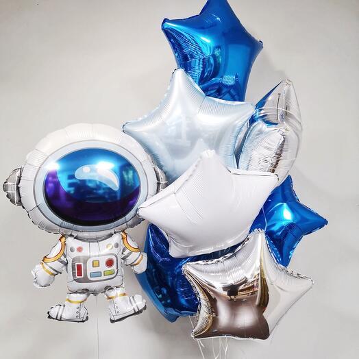 Сет для космонавтов