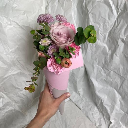 Букет «Без вазы»