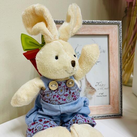 Кролик «Приношу счастье» ☺️