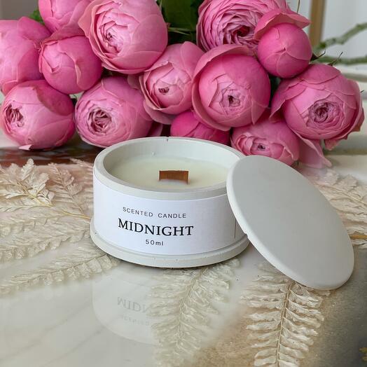 Соевая свеча Midnight