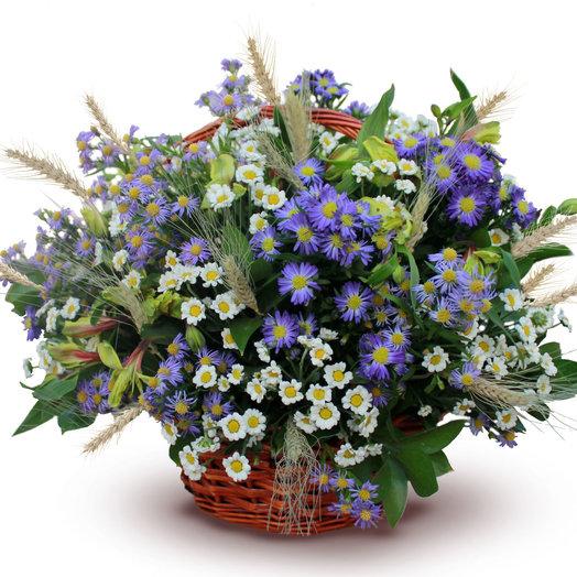 Поле Всполыхи: букеты цветов на заказ Flowwow