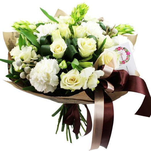Букет Парфе: букеты цветов на заказ Flowwow
