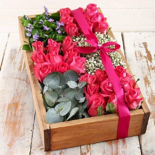 Gift Forever: букеты цветов на заказ Flowwow