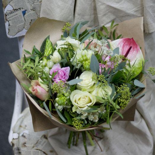 no_name: букеты цветов на заказ Flowwow