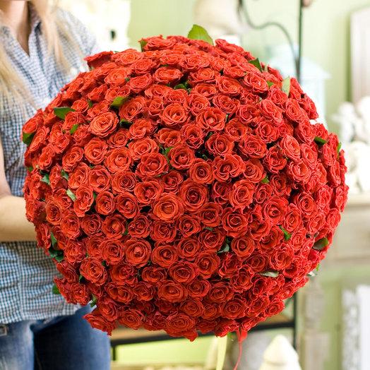 Букет из роз Эль Торро: букеты цветов на заказ Flowwow