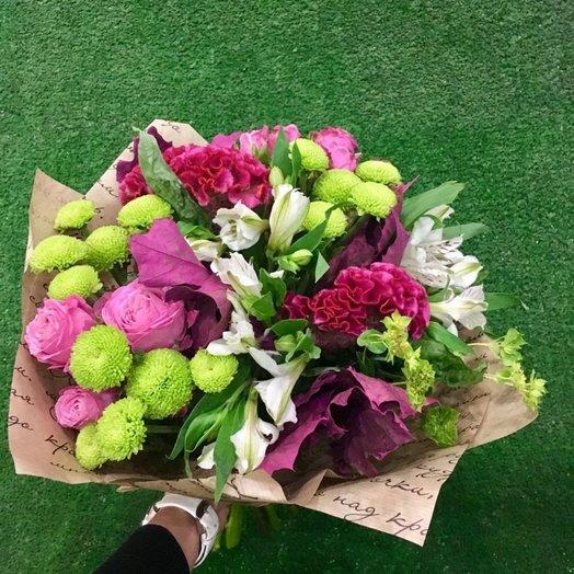 Экзотический аромат: букеты цветов на заказ Flowwow