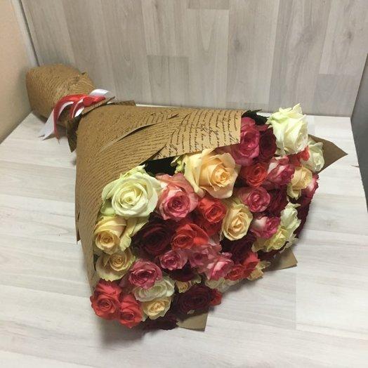 Pleasure: букеты цветов на заказ Flowwow