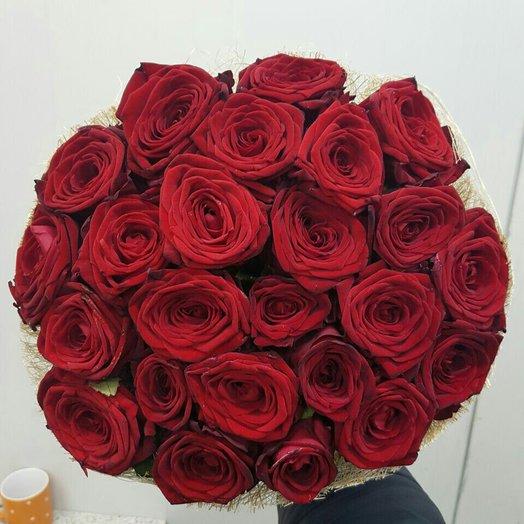 29 Ред Наоми: букеты цветов на заказ Flowwow