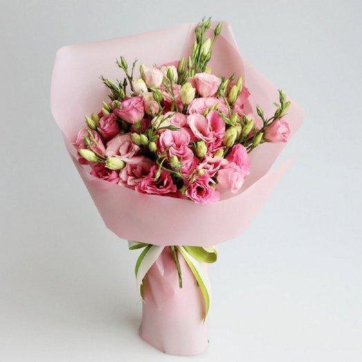 Розовая нега: букеты цветов на заказ Flowwow