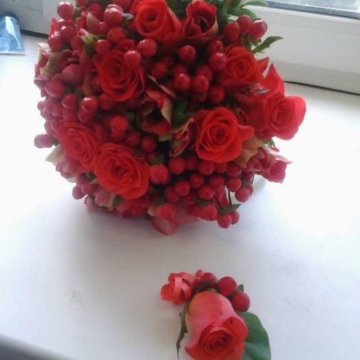 Коралл: букеты цветов на заказ Flowwow