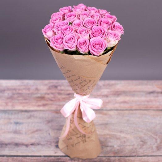 "Роза Россия ""Аква"": букеты цветов на заказ Flowwow"