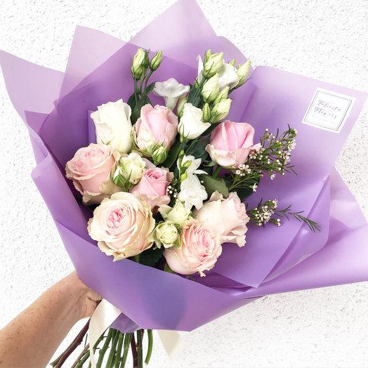 Воздушное облако : букеты цветов на заказ Flowwow