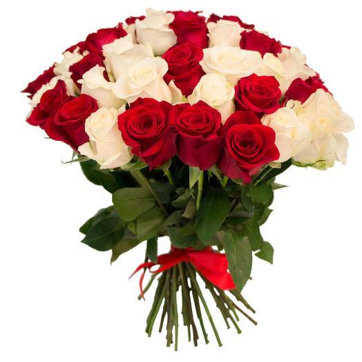 25 голландских роз: букеты цветов на заказ Flowwow