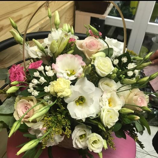 Белый ангел🙏: букеты цветов на заказ Flowwow