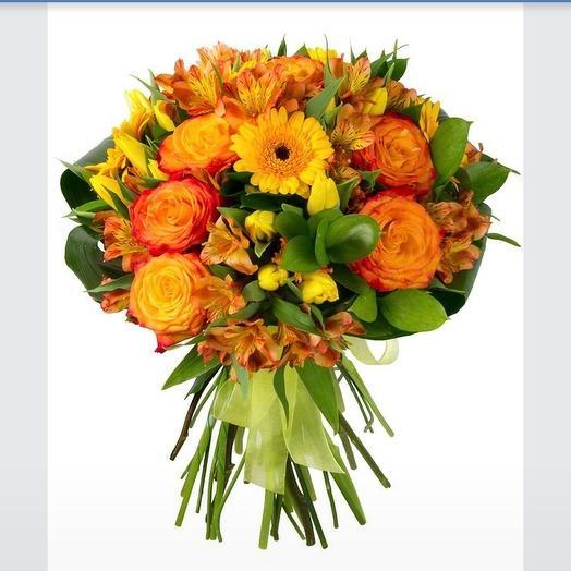 Огонек🔥: букеты цветов на заказ Flowwow