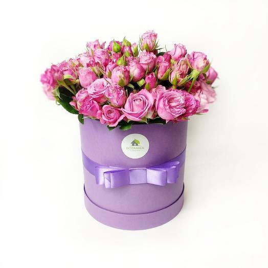 """""""Лаванда"""": букеты цветов на заказ Flowwow"""